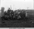 West End Settlement, child gardeners