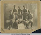 [Augustana College, basketball team]