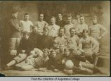 1893 First football team at Augustana