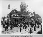 Chicago, Burlington & Quincy Railroad station