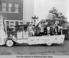 Parade float-child welfare
