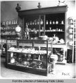 Interior of Peck's China Store