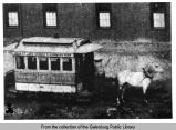 College City Street Railway Car