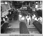 Butler Manufacturing inspection of building