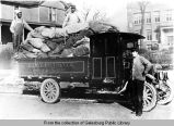 O. T. Johnson Company delivery truck