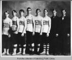 [Galesburg High School Basketball Team]