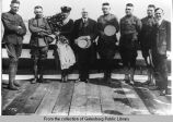 [Dedication of the S.S. Galesburg]