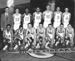 1956 Silver Streaks basketball team