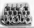 Lombard College 1929 basketball team