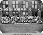 Winslow Boiler & Engineering Company employees