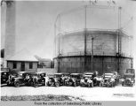 Illinois Power & Light Corporation gas and electric plant