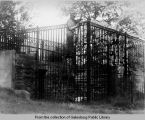 Bear Cage at Lincoln Park
