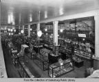 Churchill Hardware Company store interior