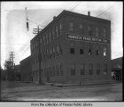 Hawkeye Pearl Button Company, factory building