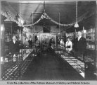 Interior view of C. Jansen Jewelry Store