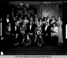 [Major E.B. Hayward family]