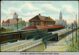 Chicago, Rock Island and Pacific Depot